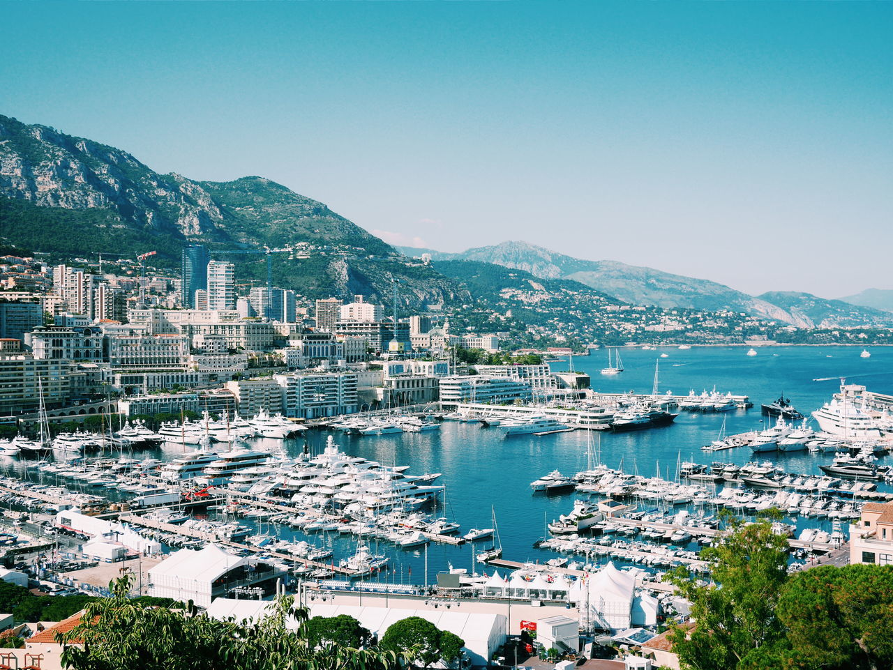 Beautiful stock photos of monaco,  Architecture,  Blue,  Boat,  Building Exterior