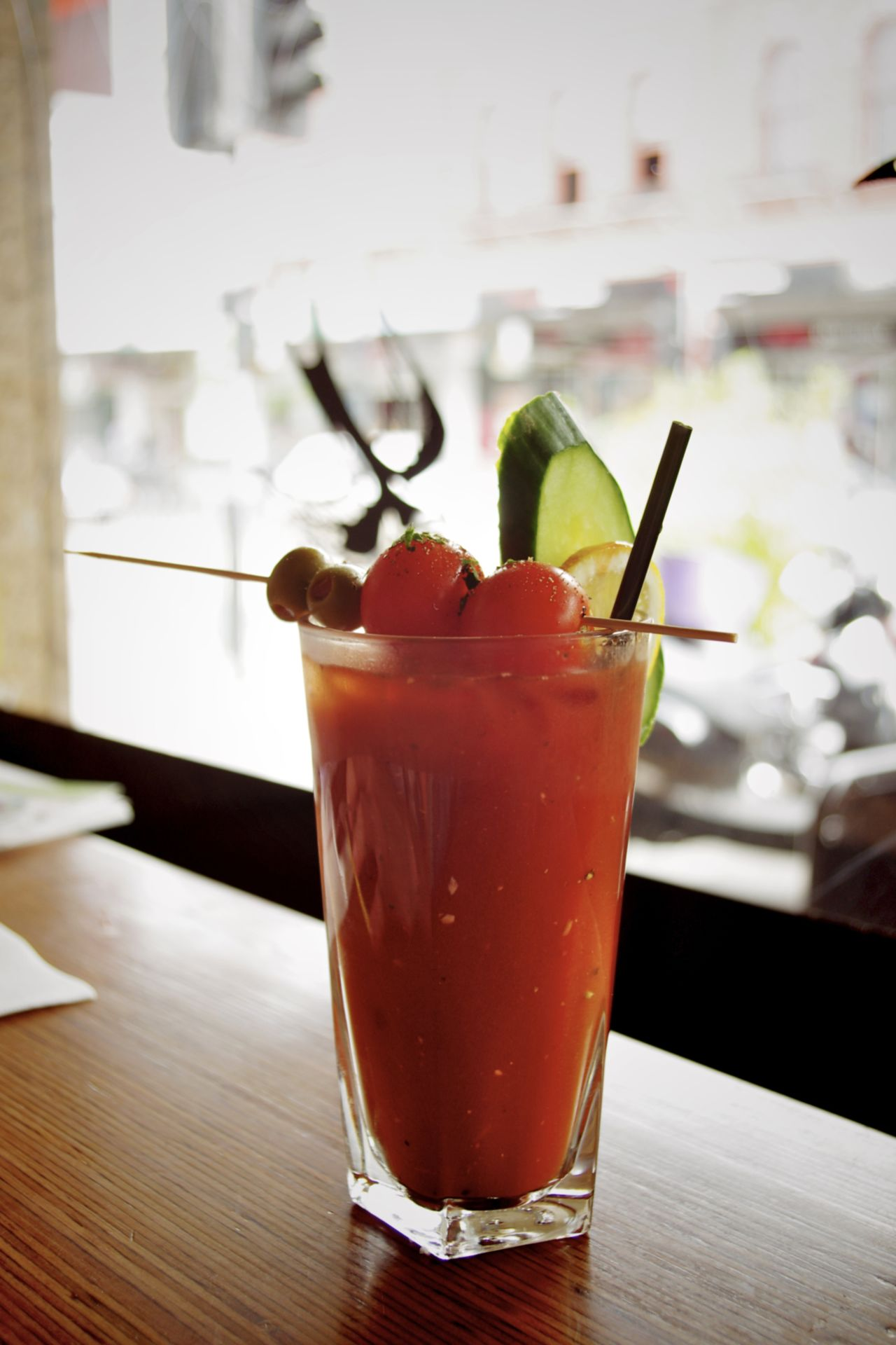 Beautiful stock photos of bloody mary, Alcohol, Bar - Drink Establishment, Bar Counter, Bloody Mary
