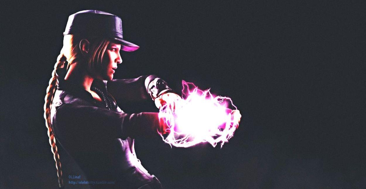 Sonya truly is a beauty in MKX Sonya Balde Mortalkombat MORTALKOMBATX Mkx Videogames Videogame  Femalecharacter Rings Pink Purple