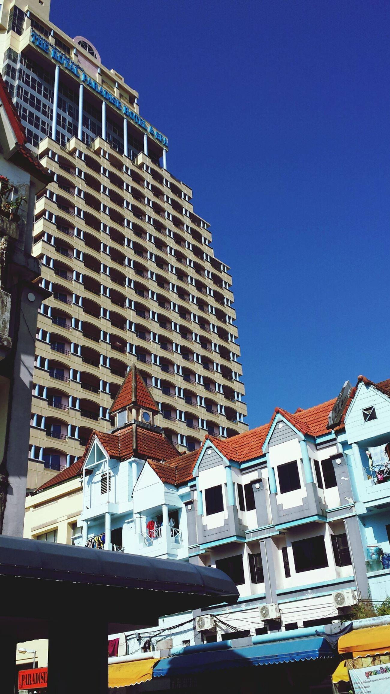 Buildings Bluesky Thailand Architecture