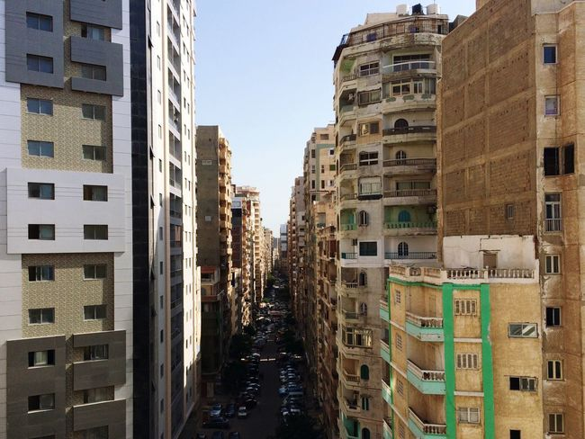 Block City Architecture Street View