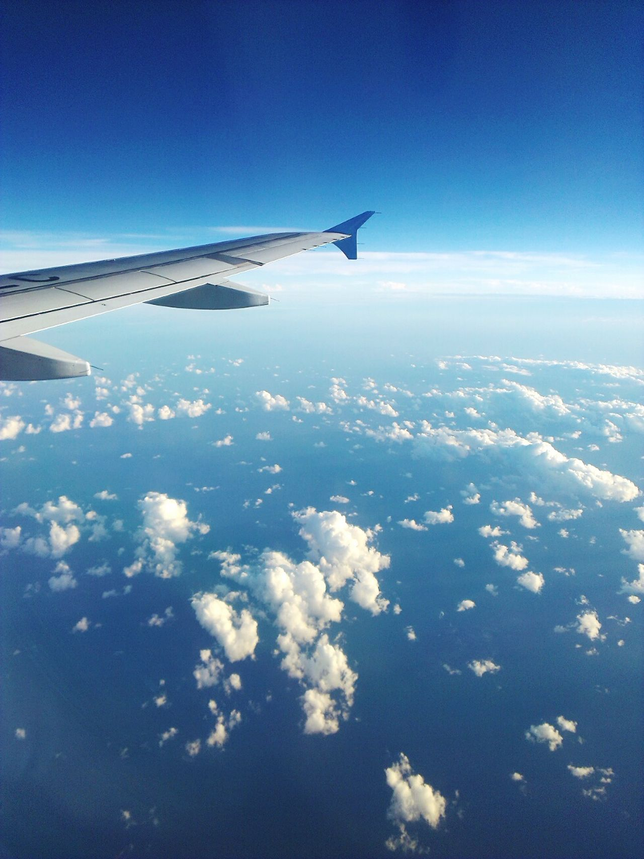 Plane Journey Commercial Airplane Transportation Travel Cloudscape Outdoors Day Airplane Wing Business Finance And Industry No People Beauty In Nature Aircraft Wing Aerial View Cloud - Sky Sky Blue Flying Airplane Clouds Clouds And Sky A320 Mobile Photography