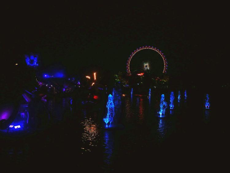 Tomorrowland Illuminated Event