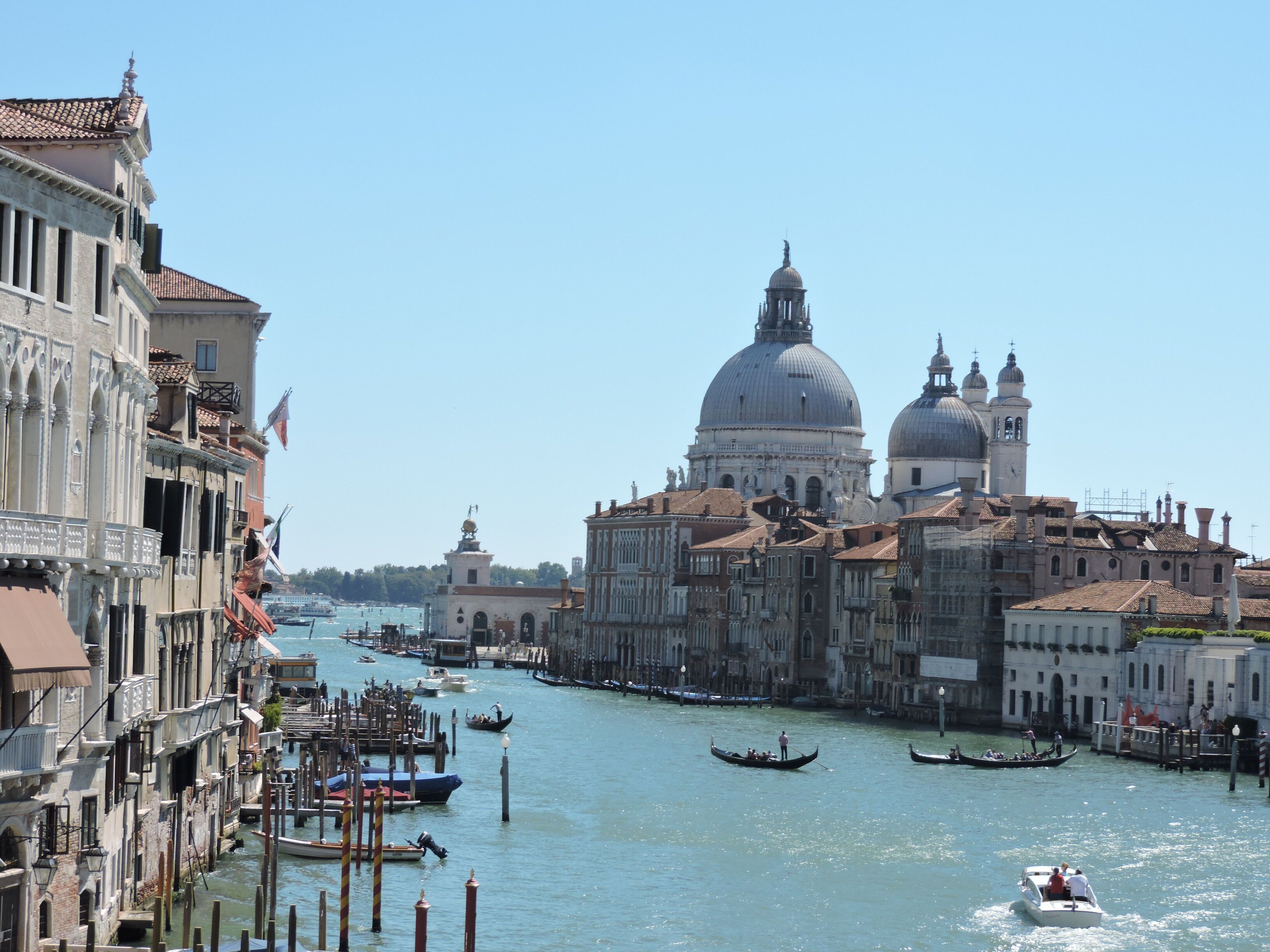 Venice (so beautiful). Canal Tourism Travel Destinations Gondola - Traditional Boat Sommergefühle