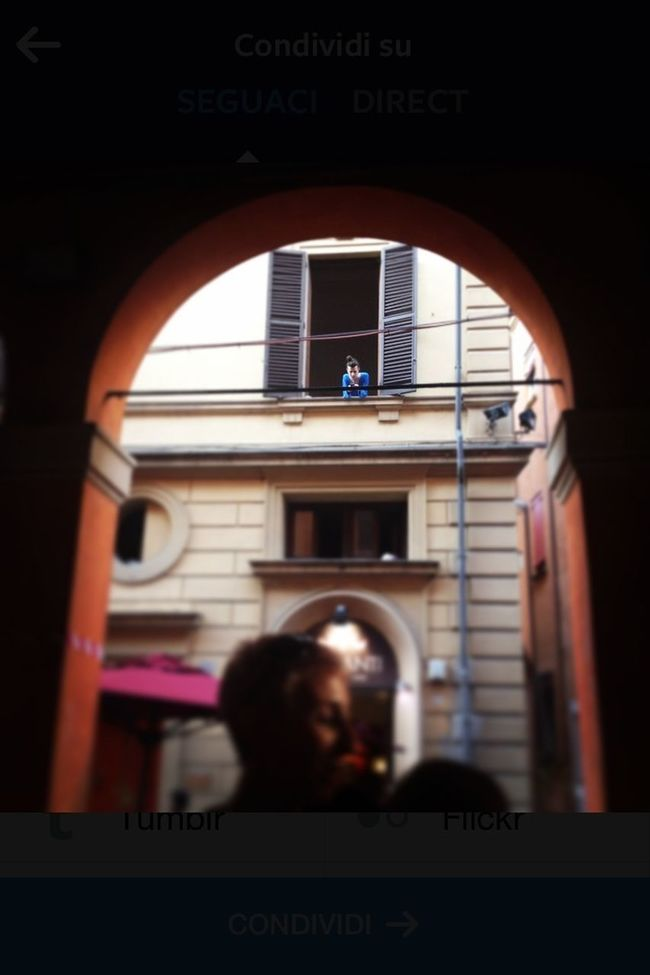 At the window Bologna Street Photography Eye Em Best Shots