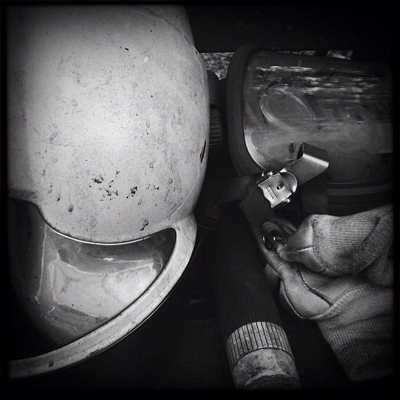 Mooie dag geweest op het Brandweer Oefencentrum Crailo Polartone polartone_bw