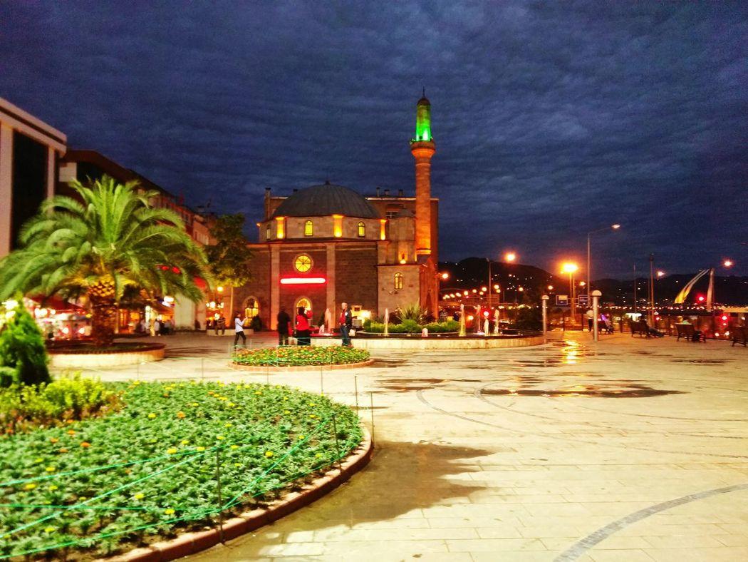 Ibadethane Night Park Eye4photography  Benimobjektifimden EyeEm Gallery Camii Gece Gece