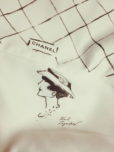 Coco Chanel baby