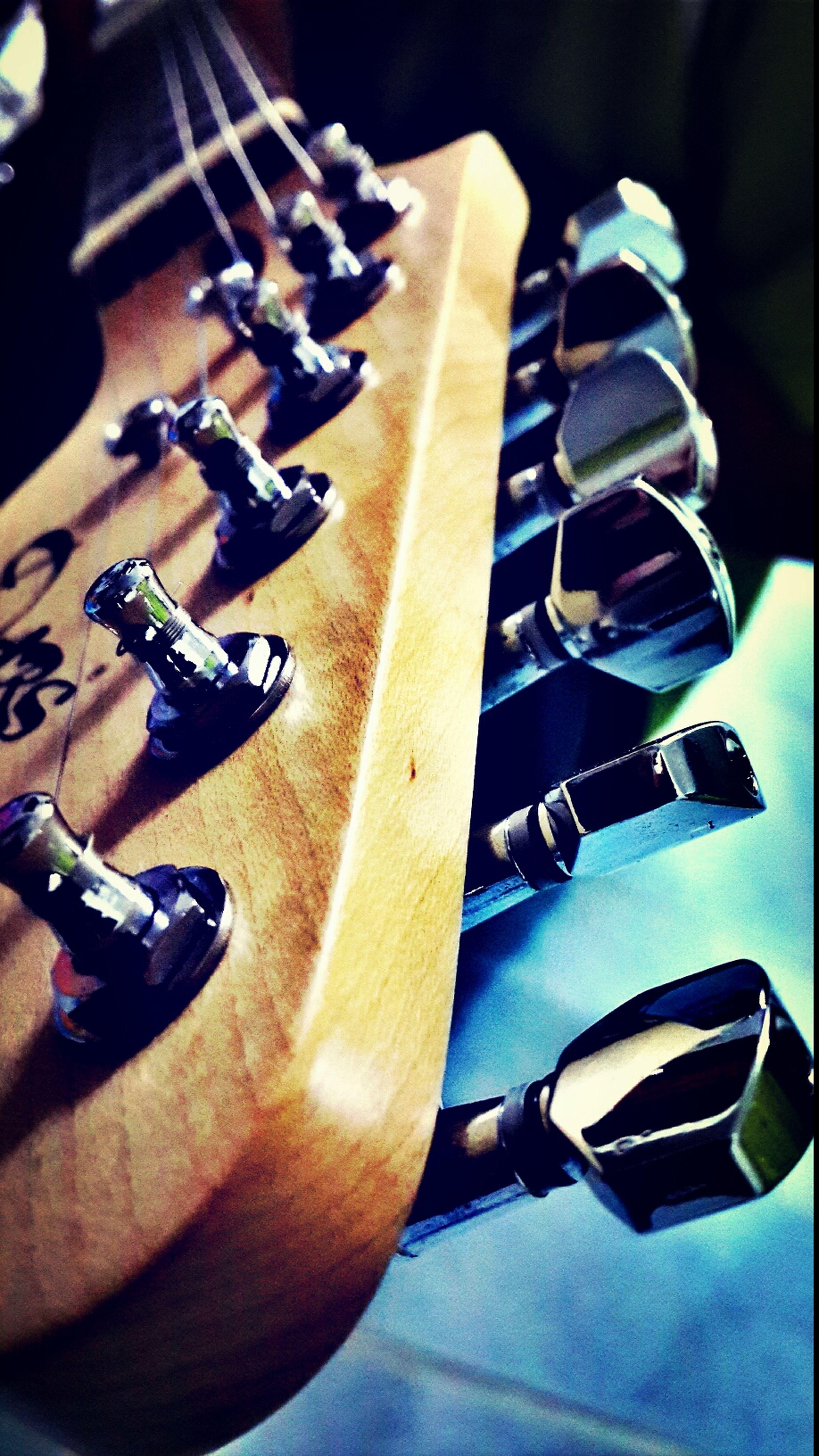 Guitar HDR Samsung Galaxy S4 my big bro guitar !!