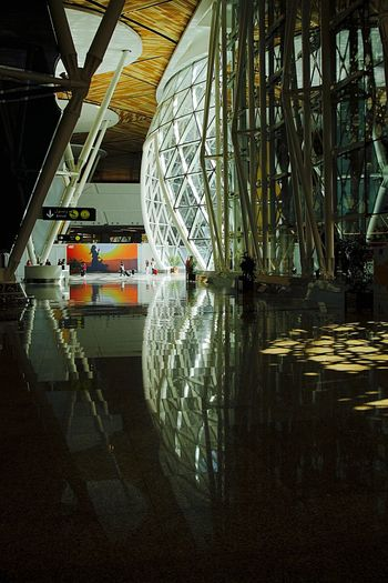Menara Aéroport Indoors  No People Day Travel Photography African Close-up Marrakech Aeroport ✈ People Modern Built Structure Indoors  Reflection EyeEm Gallery Architecture EyeEmNewHere