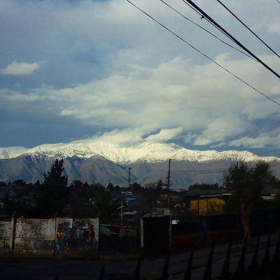 Después de la lluvia sale el sol. :) Despuésdelalluvia , Cordillera , Paisaje