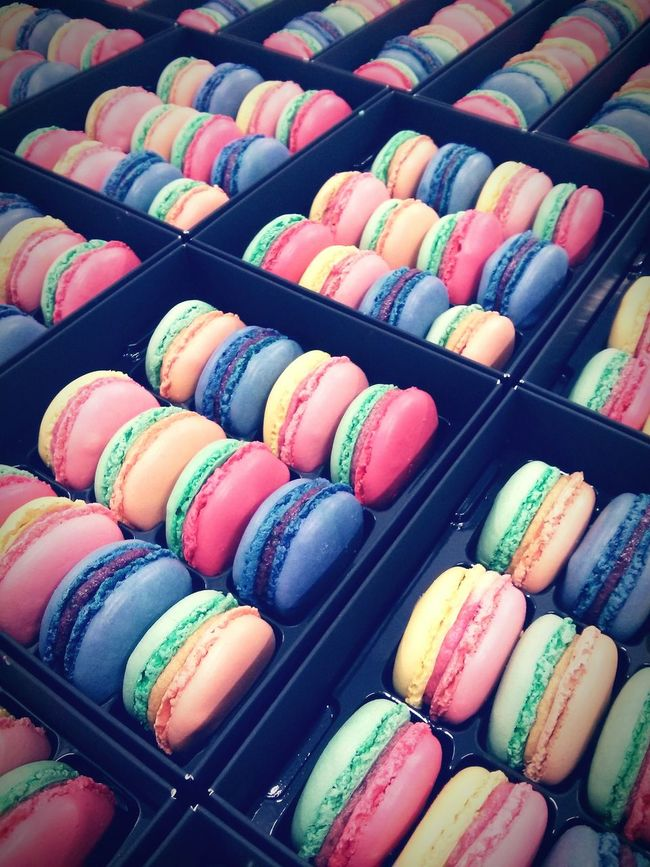 MACARONS Colors Macarons France Patisserie Pastry Pastrycook Troyes Yummy Food Porn That's Me