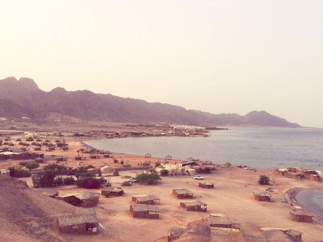 Taba Egypt Rasshitan Devilshead Outdoors Sea Sky Beach Camping Life Is A Beach First Eyeem Photo