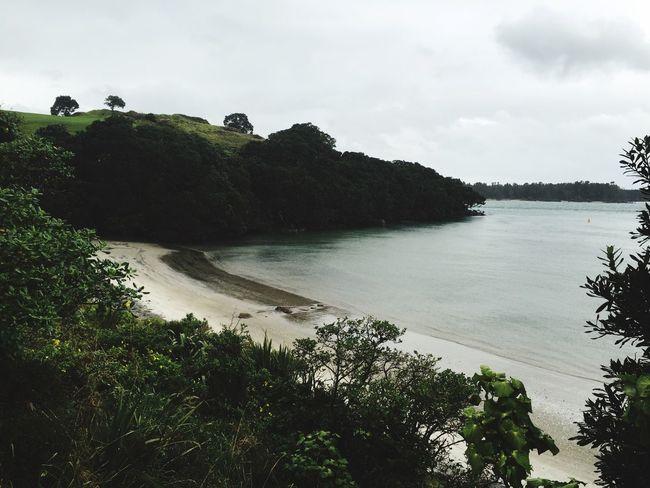 New Zealand Vacation WaihiBeach Winter