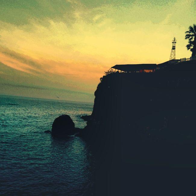 Trabzon Ganita Beautiful Sunset Traveling