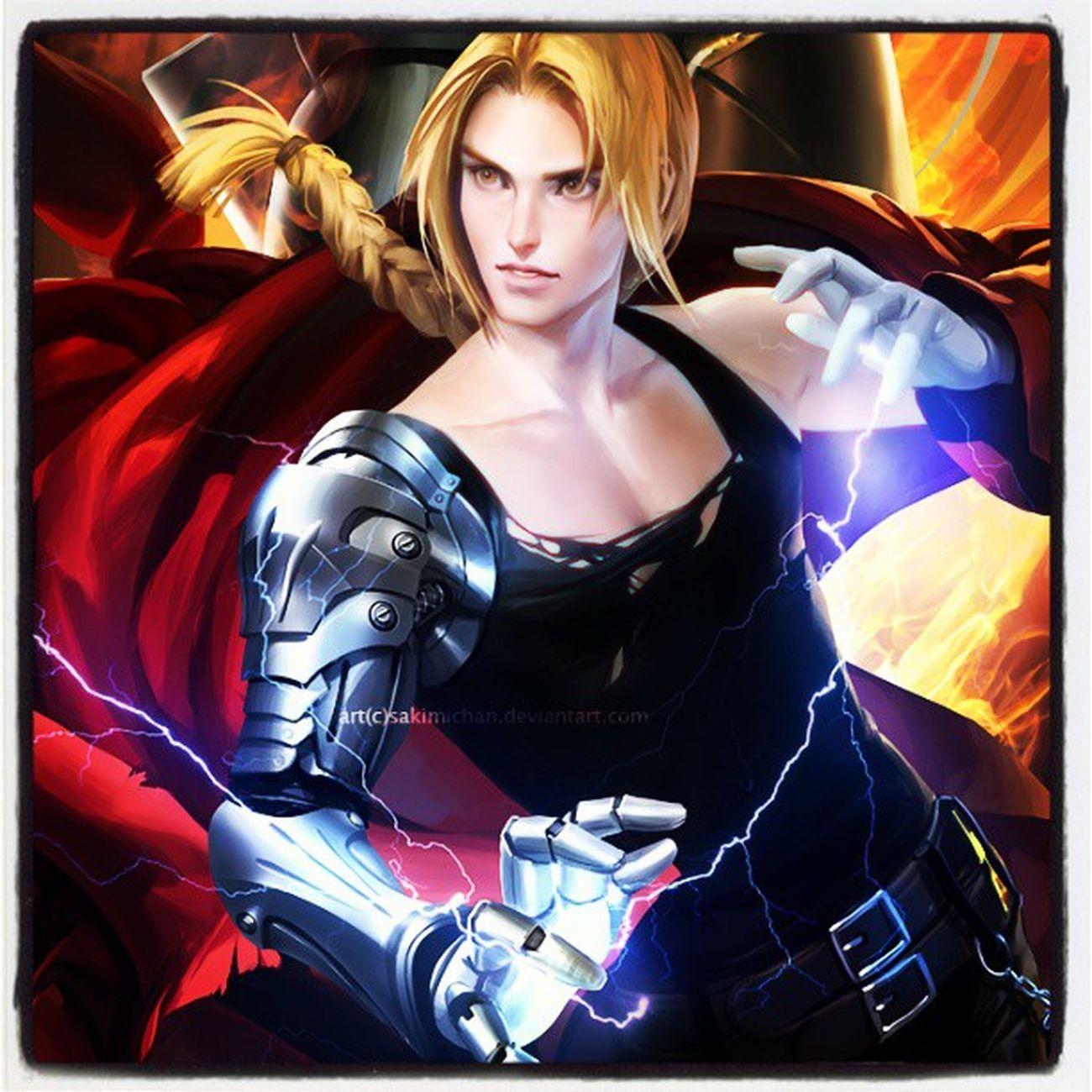 Edward Elric grew! Fullmetalalchemist Edwardelric