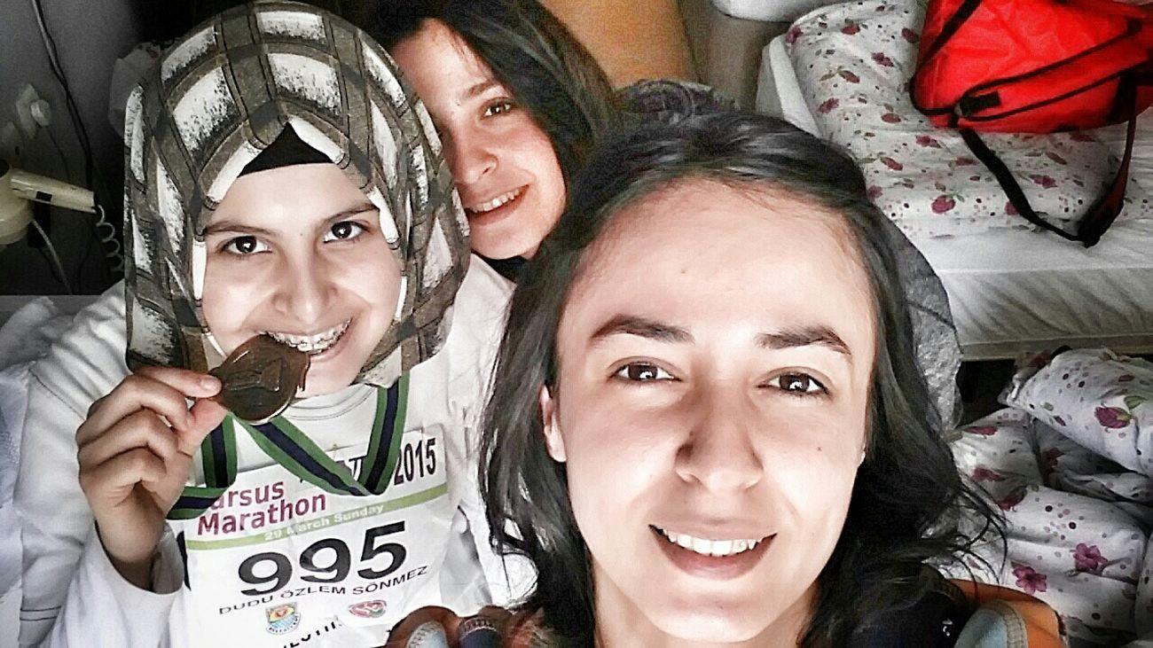 11.  Uluslararasi Tarsus Yarı Maratonu 21 Km Sevinç Mutluluk Kalp Atışları