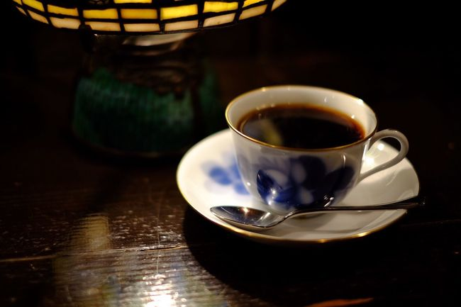 Relaxing Coffee Nagoya-shi Nagoya Japan Darkness And Light