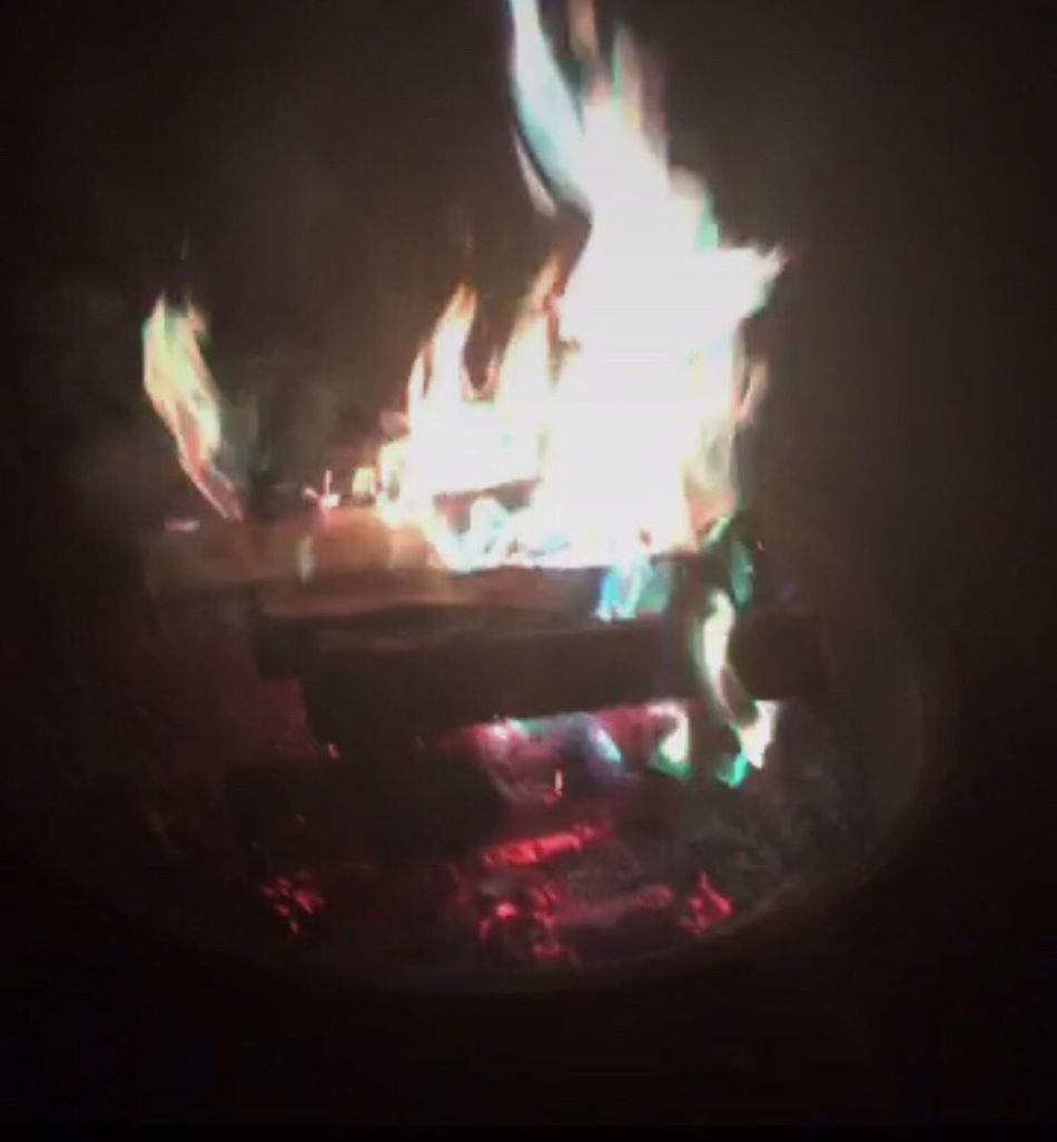 Blue Flames Colored Fire Showcase July Not Edited Camp Fire Camping Fire Red Coals Colorful Fire