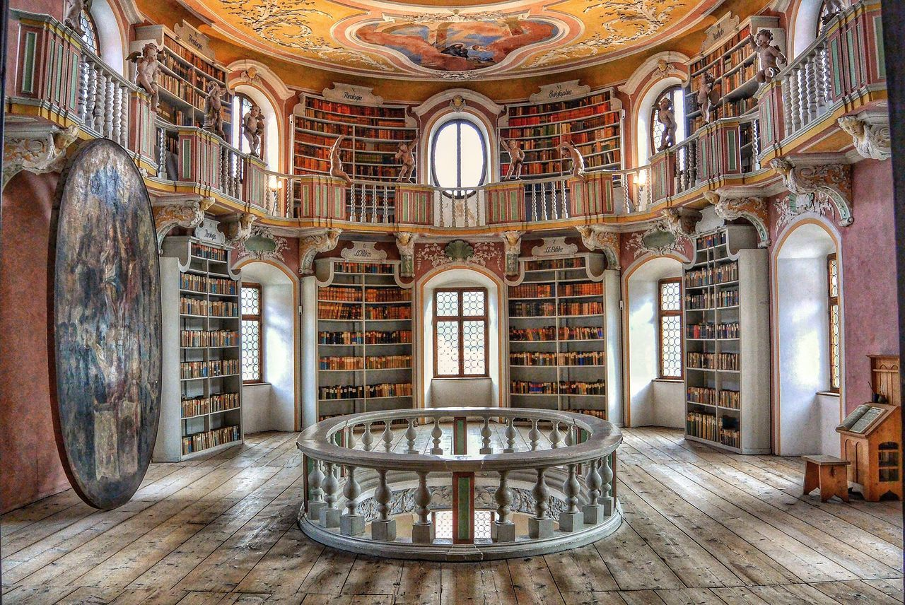 Stadtmuseum Füssen, Bayern, Deutschland Bibliothek Architecture Historical First Eyeem Photo