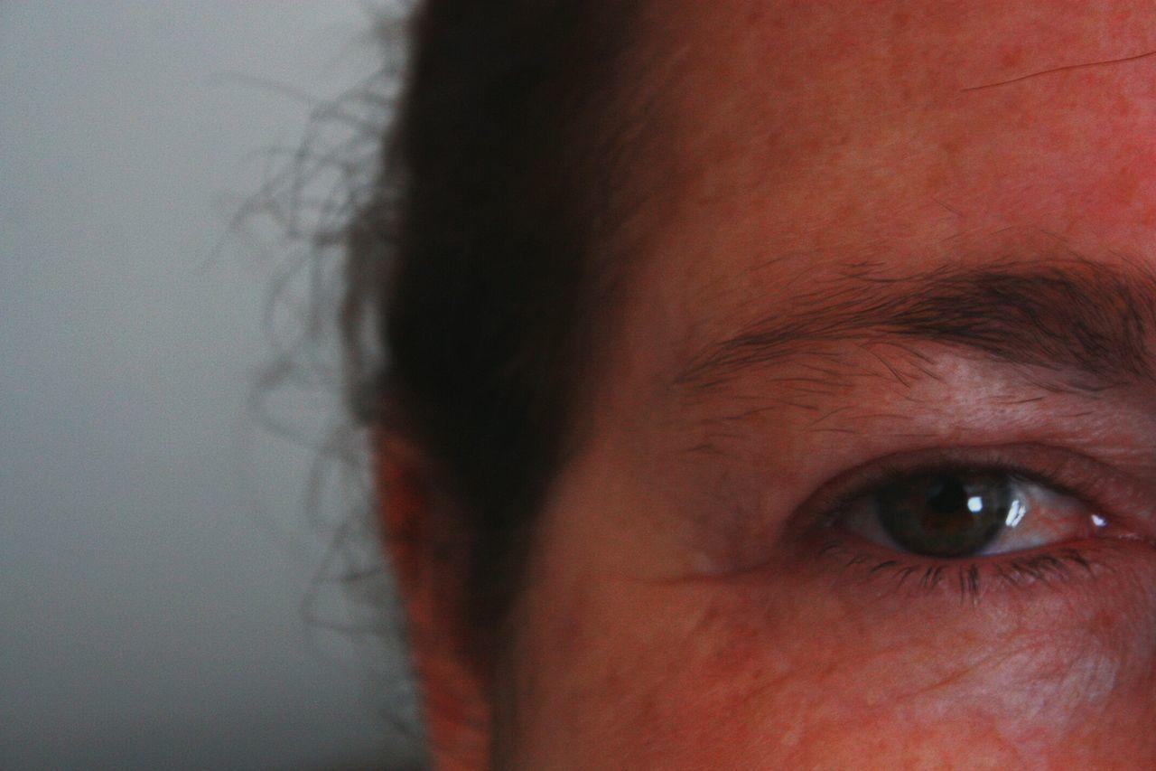 human eye, one person, looking at camera, real people, portrait, human body part, close-up, human face, eyelash, human skin, indoors, eyebrow, eyesight, eyeball, women, day, people