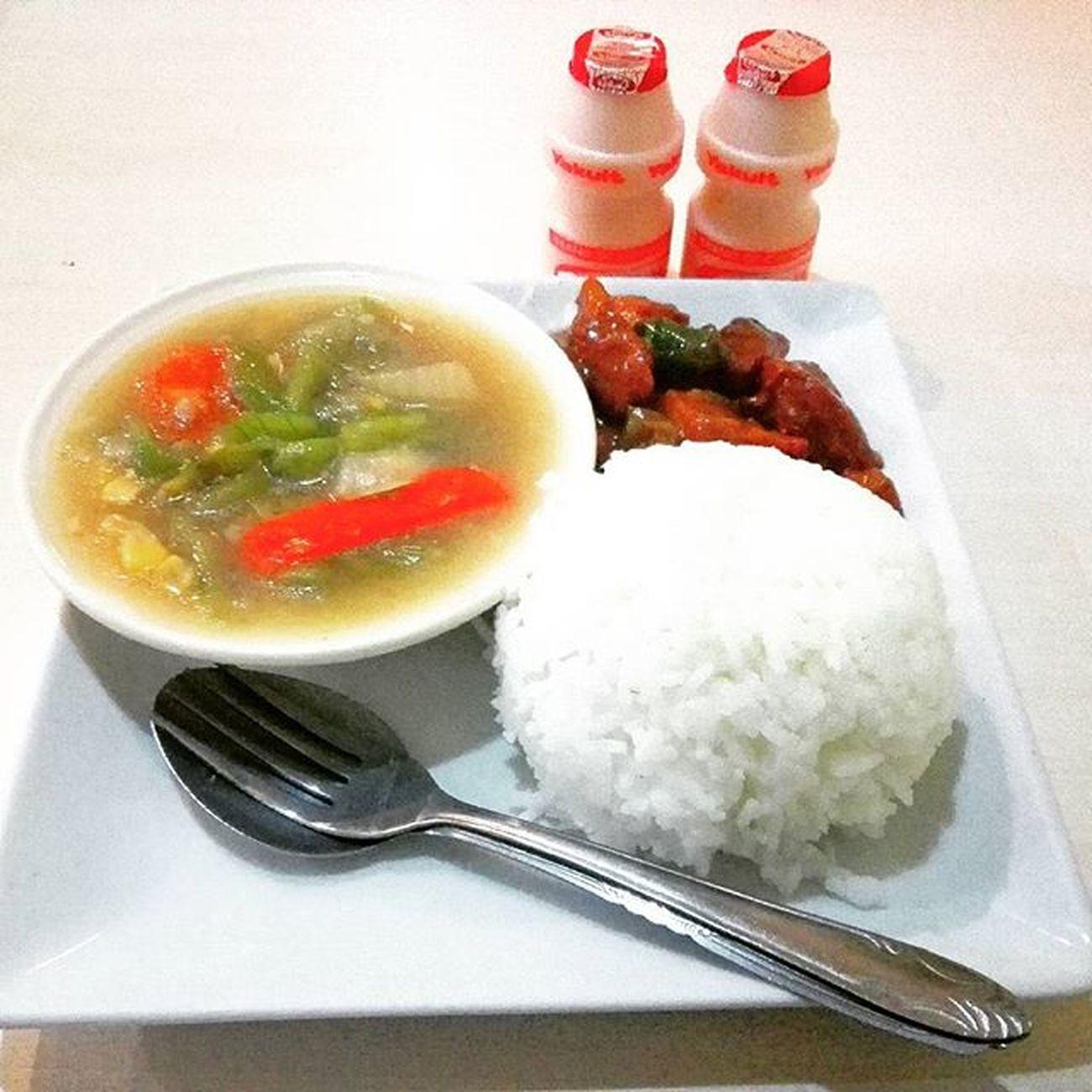 Lunch 🍴 Visithealthybites Amcmanila Vegetarianfoods