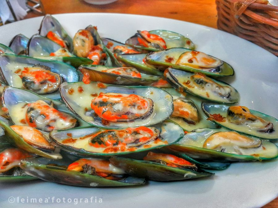 Much better with butter. Bakedtahong Delicious Withbutter Seafoods Loveit Sogood Foodpic Foodspotting Foodie Foodlover Dampa Show Us Your Takeaway! Bloggerlife Photography Snapseed Leimeafotografia Eyeem Philippines