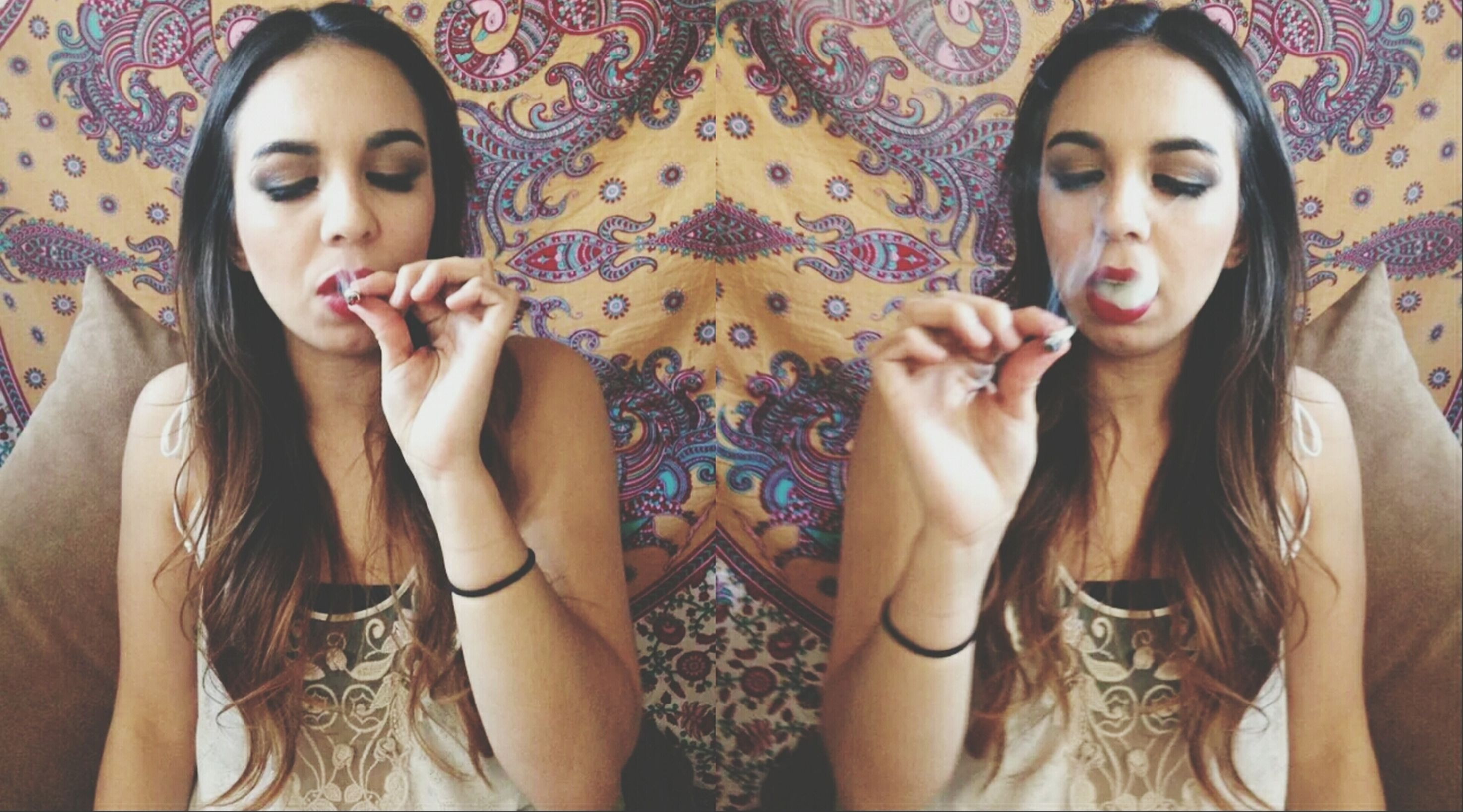 Might Have Go Way To High Free People Stay Lifted Some Girls Get High