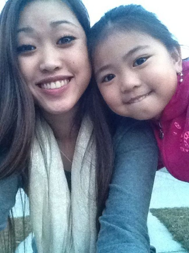 My Beautiful Niece And I