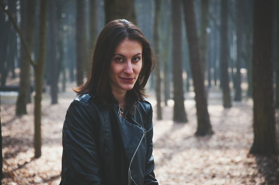 Photography Girl Smile Taking Photos Photowalk Portrait Minsk Park