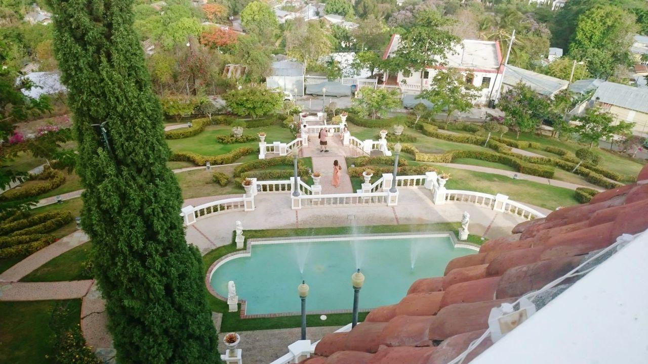 Building Exterior Ponce,Puerto Rico PUERTO RICO 🇵🇷 Beauty In Nature Castillo Cerrallez Fountain