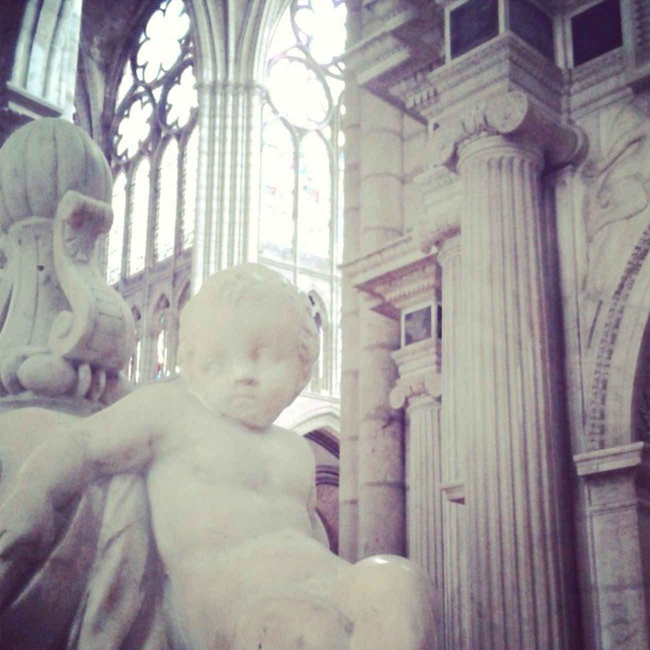 Angel Church Paris Quiet Helloyou Posey Basilique Saint Denis Angel Faith