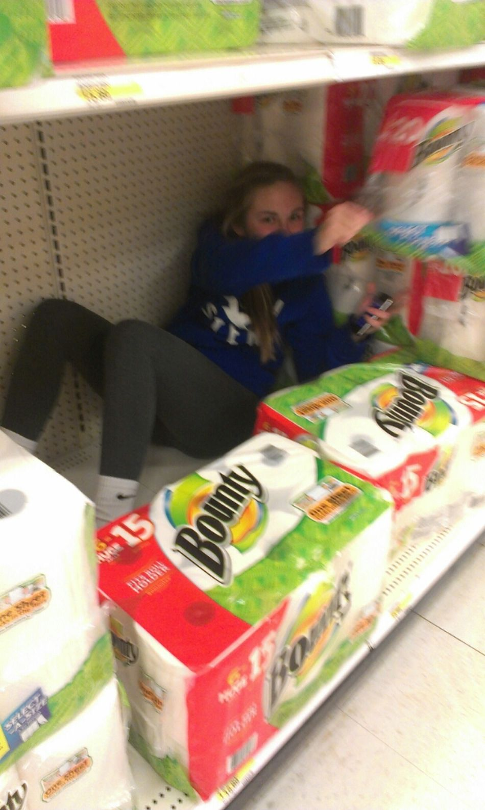what chu hiding from ? @luhhdiets