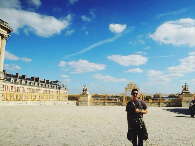 France Traveling Versailles
