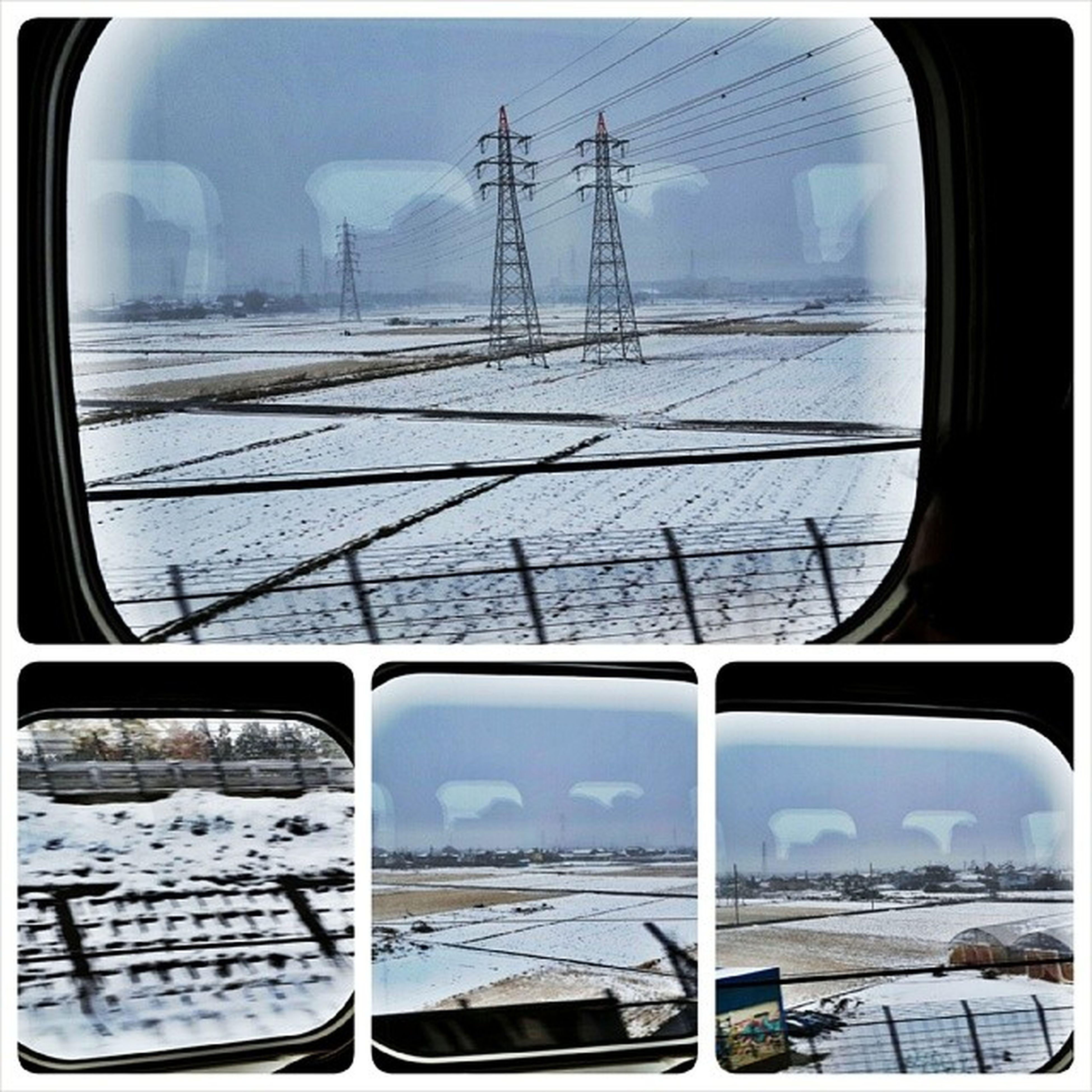 It's snowing outside!! Norak Japan Snow