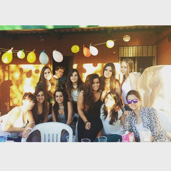 Cumpleaños geniales 😊😍❤ Birthday Montico Monticosparty Friends Love