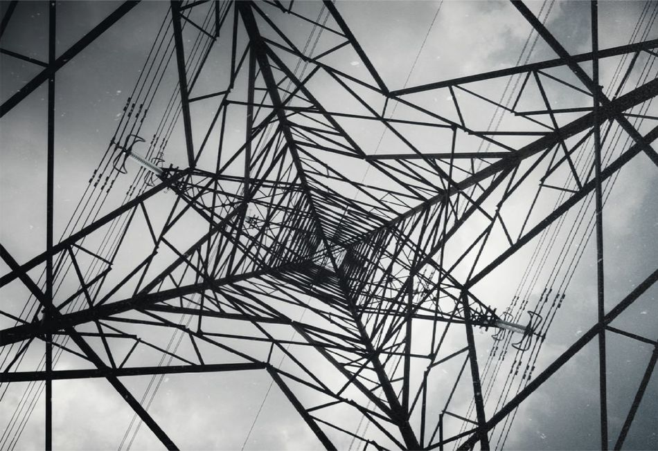 Electricity Pylon Cable Electricity  Power Supply Steel Fuel And Power Generation Connection No People Symmetry Technology Business Finance And Industry Sky Construction Frame Concentric Pattern Graphics Complexity Electrical Grid Power Line  England, UK United Kingdom Cloud - Sky Electricity Wires Electric Tower