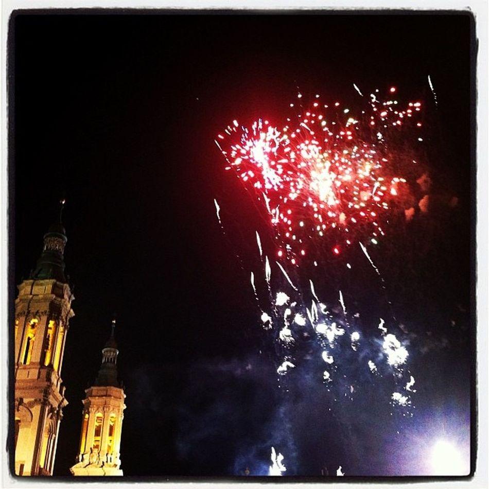 Zaragoza en fiestas Fiestasdelpilar2013 Pilares2013