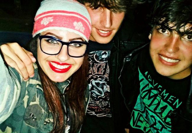 Parças Best Friends ❤ Forever&ever Hello World Enjoying Life Yes! We Are Crazy Buenos Momentos