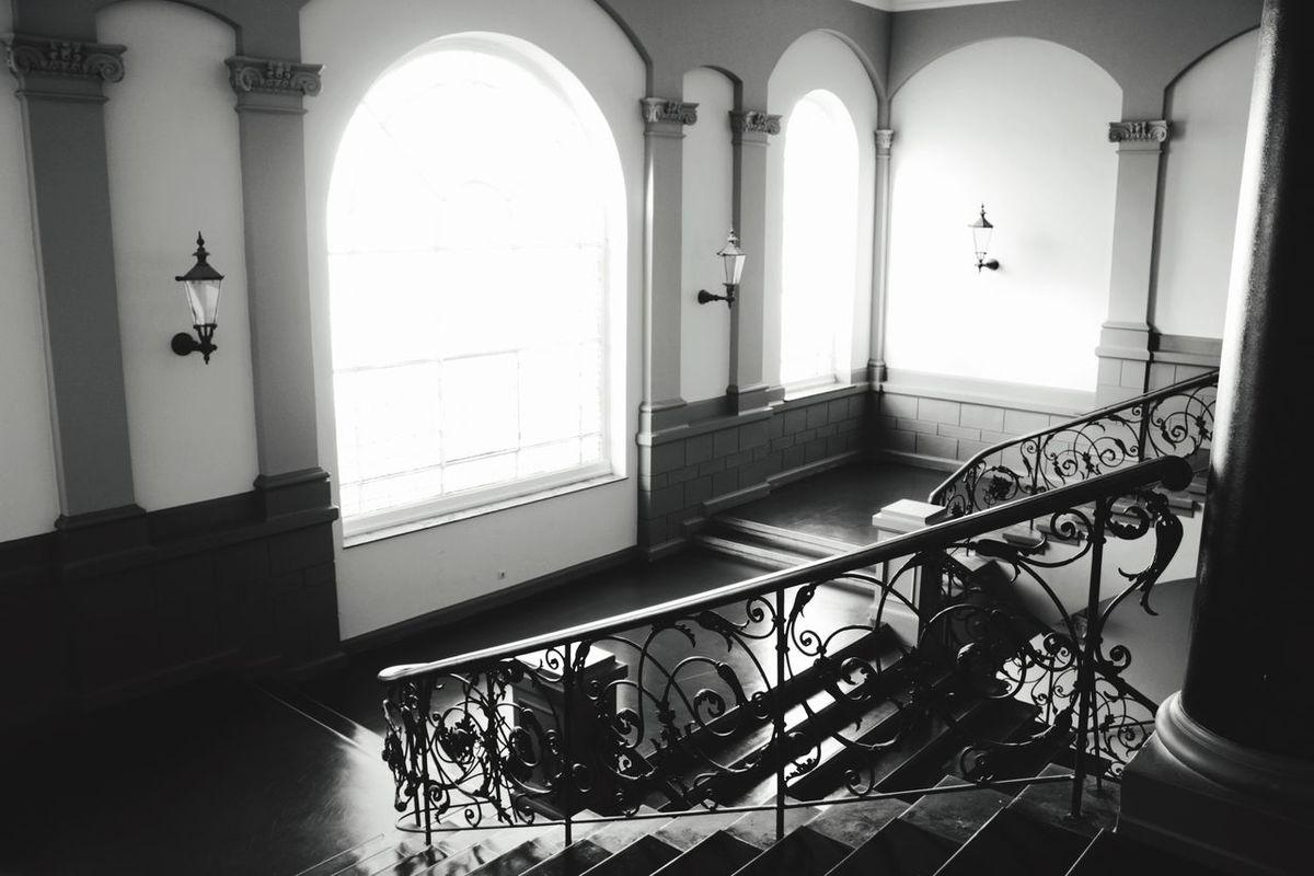 Black&white Photography HAMBURG ... Moin Moin City Hall Hamburg Altona Through My Eyes Eye For Details Taking Photos Stairway Vintage Germany🇩🇪