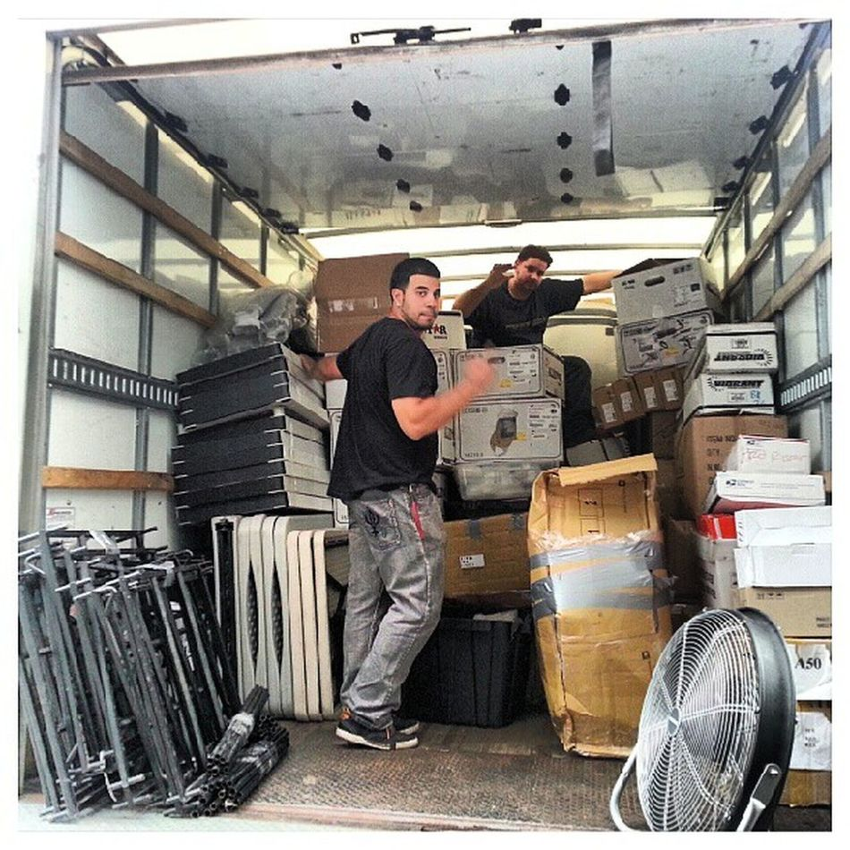 Loading up the truck for Hondaday Projectjdm @projectjdmny Nycalive HondaLove tuninglife acura thejourney