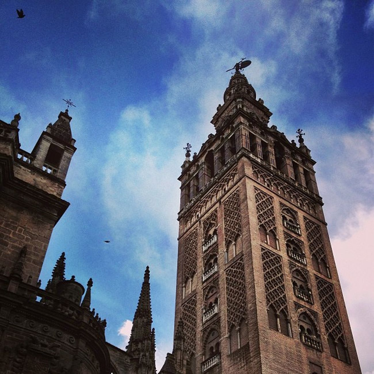 Another capture of Giralda.