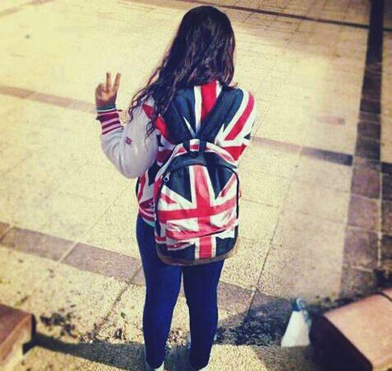 Peace ✌ Love England <3