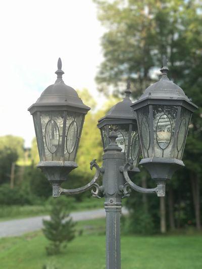 Like Light Lightpost