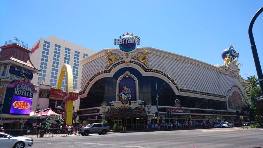 Las Vegas HarrahsHotel Sony Z5 Sad To Leave
