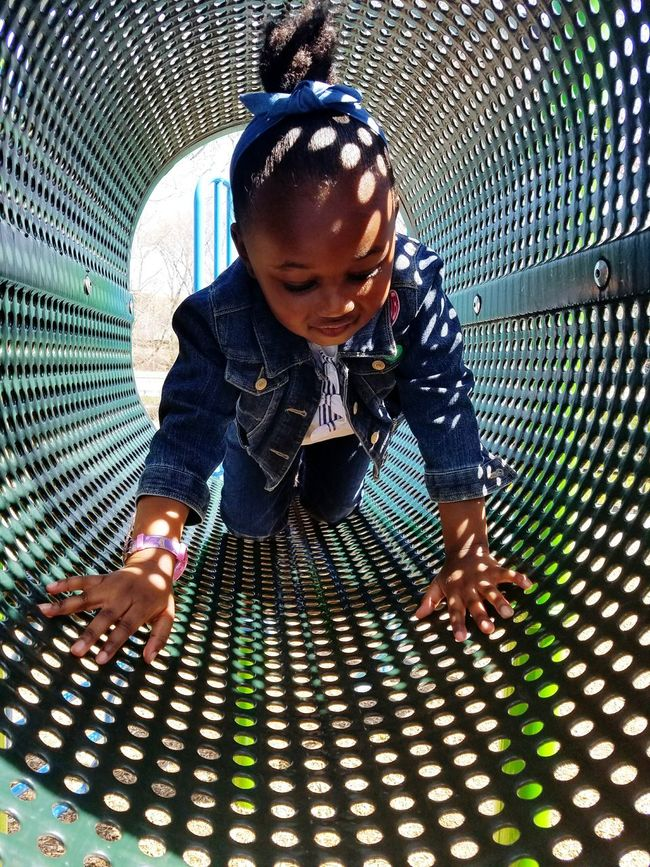 Daddy❤ Daddyslittlegirl Playground Priceless Moments Snukkums Quality Time First Eyeem Photo Playing