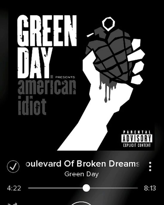 Greenday Bands That Saved Me First Eyeem Photo