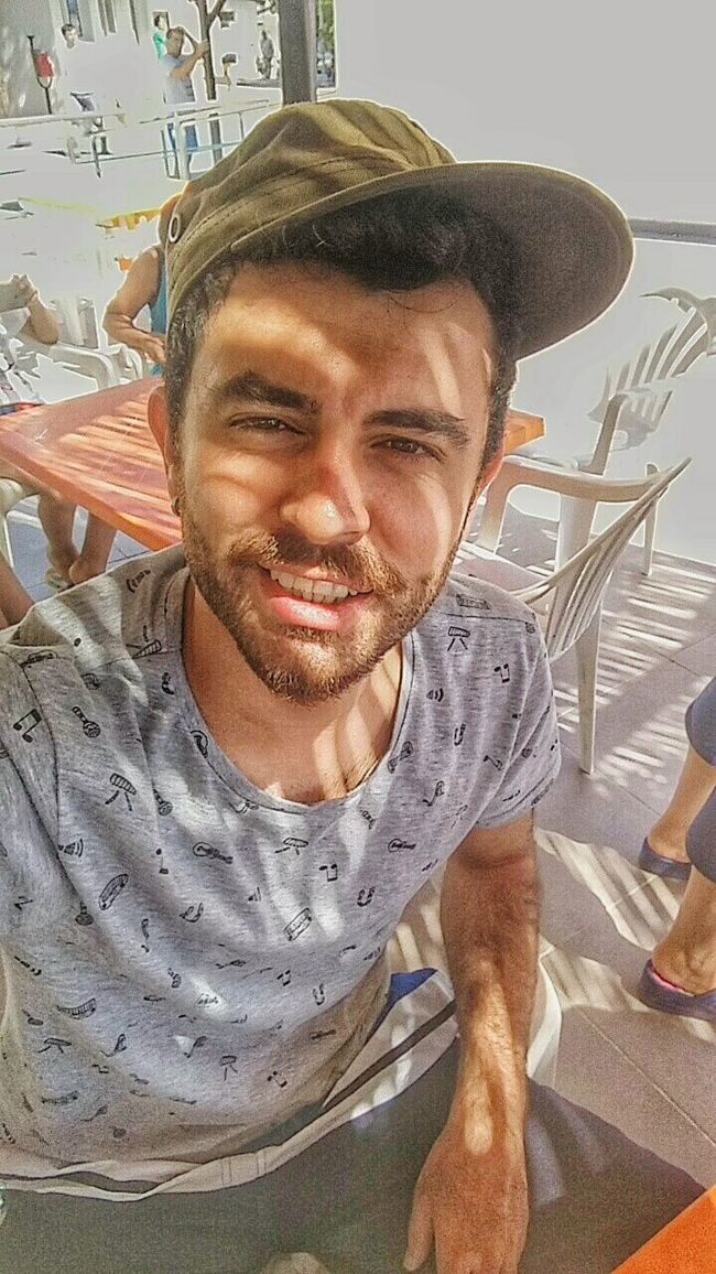 Selfie Happy That's Me Happiness Relaxing Enjoying Life Hi! Hello World People Watching Selfportrait Mensfashion Hot Izmir Izmirlife Izmirdeyasam Izmir Turkey Men People Me That's Me Smile