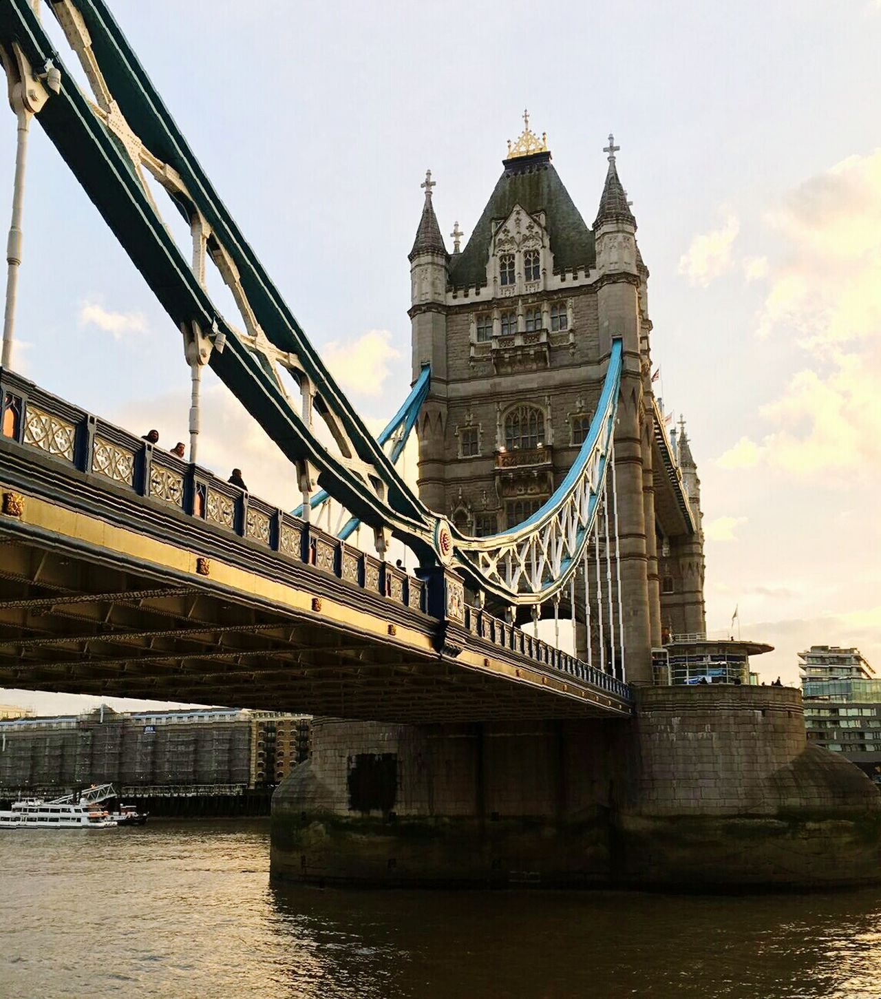 Tower Bridge  Architecture Bridge London Architecture Victorian Architecture Victorian London River Thames