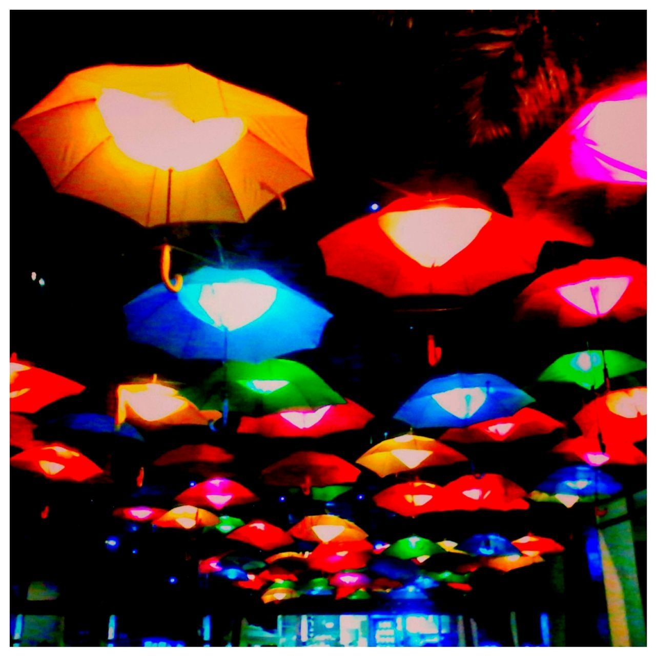 Colorful Umbrellas (c)admllanos Photography Eastwoodmall